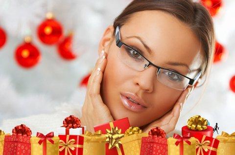 Komplett szemüveg látásvizsgálattal, kerettel
