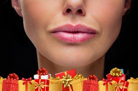 Válaszható szájtetoválás ajándék korrekcióval