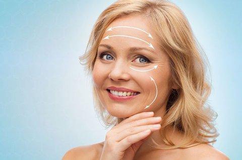 Thermage kezelés arcon, nyakon, tokán, dekoltázson
