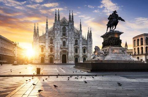 Pünkösdi kirándulás a mesés Milánóba