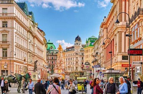 Fedezzétek fel Bécs városát a családdal!