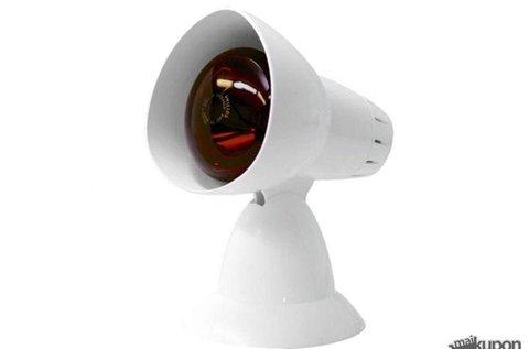 Home infralámpa a hő jótékony hatásaival