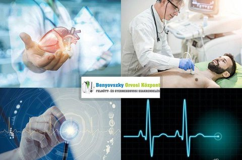Kardiológiai kivizsgálás terheléses EKG-val