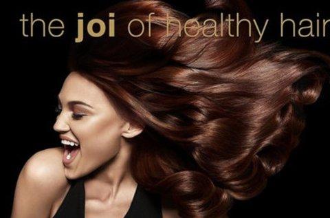 Erősebb haj Joico K-Pak 4 lépéses hajújraépítéssel