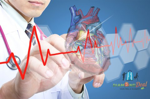 Komplex szív- és agy-érrendszeri felmérés