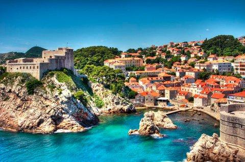 5 napos tengerparti vakáció Dubrovnikban