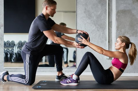 Lendülj formába 3 alkalmas személyi edzéssel!