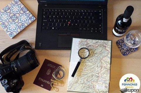 Képzeletbeli utazások élő online előadás-sorozat