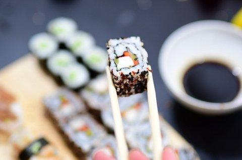 2 személyes sushikészítő tanfolyam hobbiséfeknek