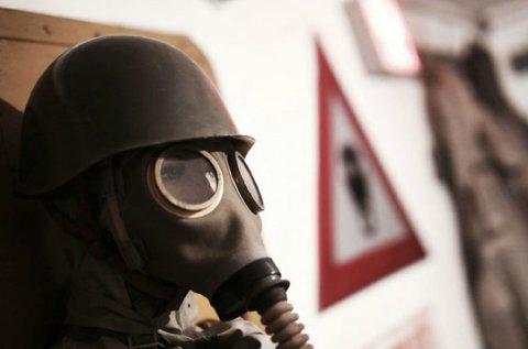 Bunker hidegháborús szabadulós játék