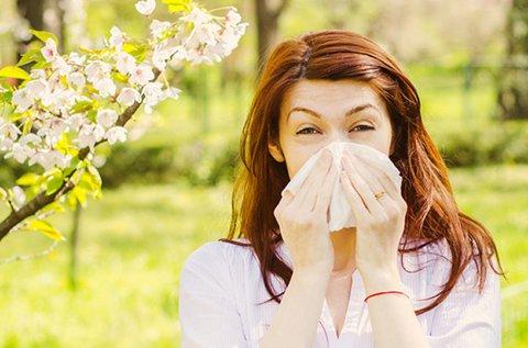 Allergiavizsgálat 64 anyag tesztelésével