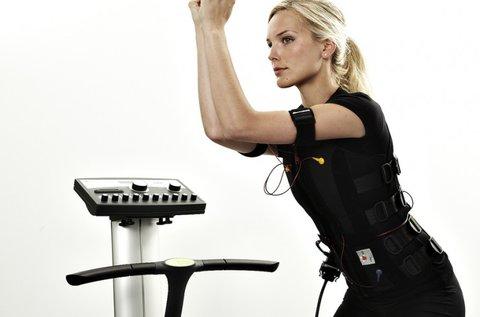 2x20 perc regeneráló vagy szálkásító EMS edzés