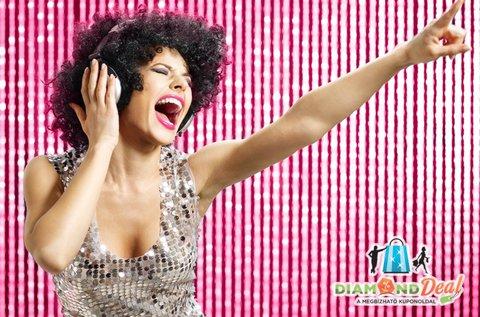 Énekelj fel egy dalt profi hangstúdióban!