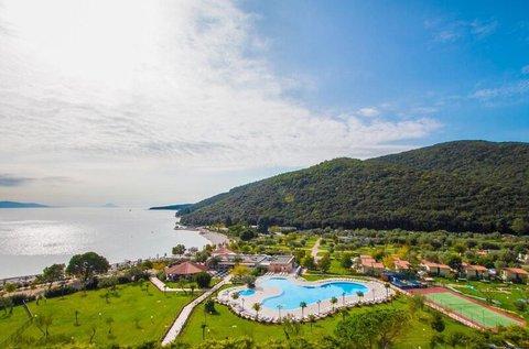 Napfényes vakáció az Isztriai-félszigeten 5 főnek