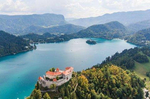 3 napos kirándulás a festői Bledi-tónál