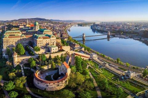 4 csillagos hétvége Budapest belvárosában