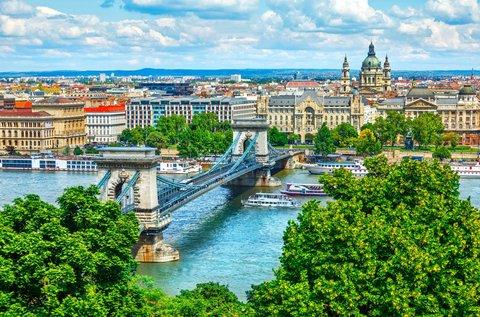 Stílusos kikapcsolódás Budapest szívében