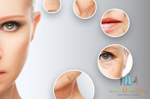 Mezoterápiás és hidroabráziós arcfiatalítás