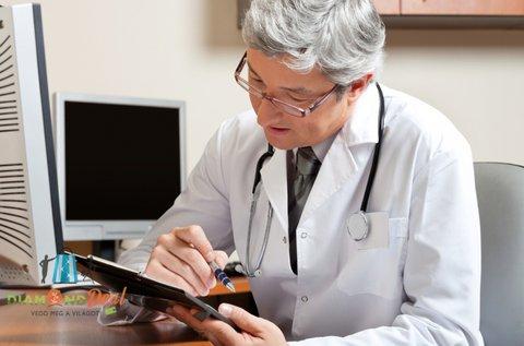 Véranalízis szűrés 3 alkalom lézerterápiával