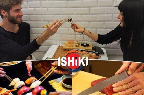 Kezdő sushi készítő tanfolyam hobbi séfeknek