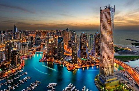 8 napos fényűző vakáció Dubaiban repülővel