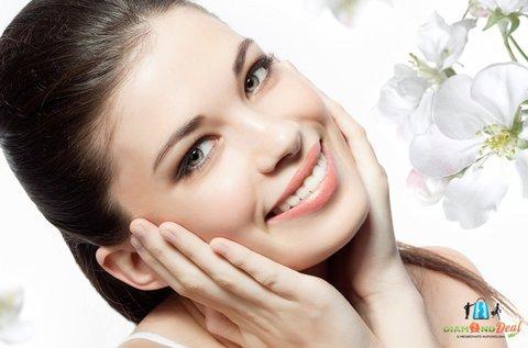 Kozmetikai nagytisztító kezelés arcmasszázzsal
