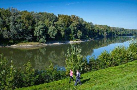 3 napos feltöltődés a Tisza partján