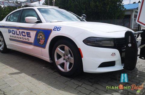 3 körös Dodge Charger rendőrautó élményvezetés