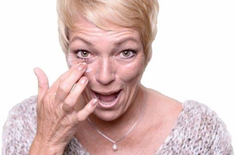 Karikás, fáradt szemek kezelése rádiófrekvenciával
