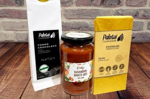 Ajándékcsomagok magyar kézműves finomságokkal