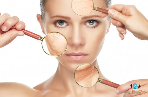 Bőrfiatalítás vagy problémás bőr kezelése