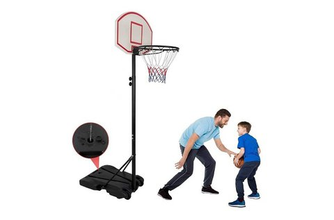 Mobil kosárlabda palánk állítható magassággal
