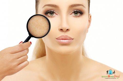E-light villanófényes arckezelés bőrhibák ellen