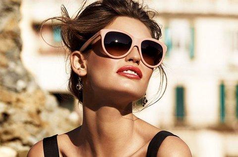 Napszemüveg választható színű lencsével