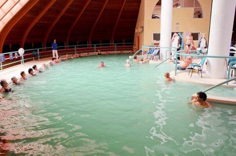 5 nap lazítás a mesés fürdővárosban, Harkányban