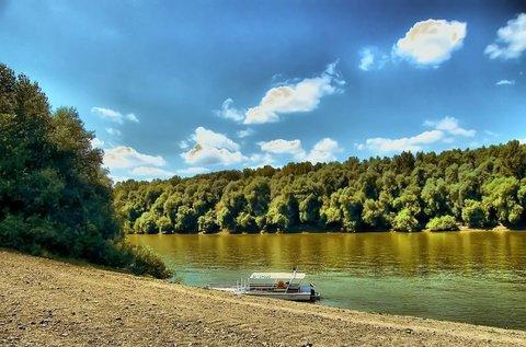 3 napos élményteli feltöltődés a Tisza-parton