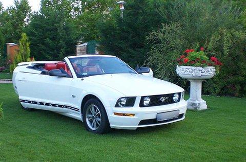 Ford Mustang Cabrio autóbérlés 1 napra