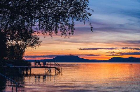 Balatonfenyvesi feltöltődés tavasztól, hétvégén is