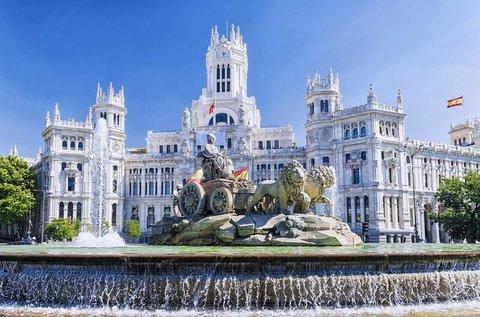 5 napos őszi városnézés Madridban repülővel