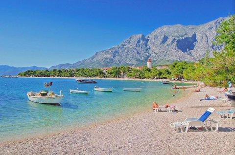 5 napos tengerparti vakáció Makarskán