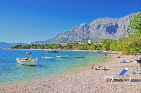 5 napos tengerparti vakáció a mesés Makarskán