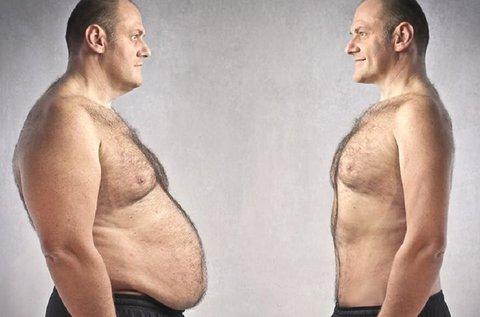 Sörhaseltüntető zsírzúzó program férfiaknak