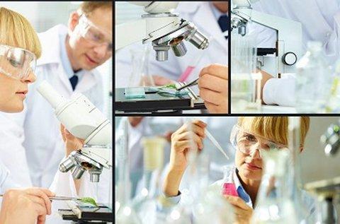 Professzionális laboratóriumi szűrőcsomag