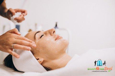Tiszta, egészséges bőr gőzöléses arctisztítással