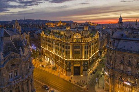 5 csillagos luxus pihenés Budapest szívében