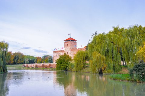 3 nap feltöltődés a Gyulai vár szomszédságában