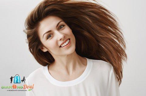 Divatos, egészséges frizura női hajvágással