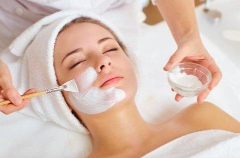 Dermapenes arctisztítás nyugtató pakolással