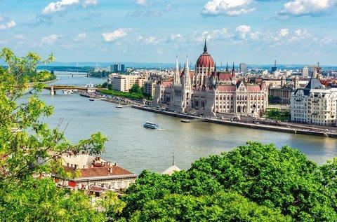 Élményteli pillanatok Budapest szívében