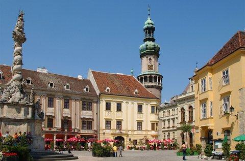 Családi pihenés a hűség városában, Sopronban